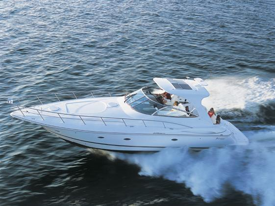 Cruisers Yachts 440 Express Manufacturer Provided Image