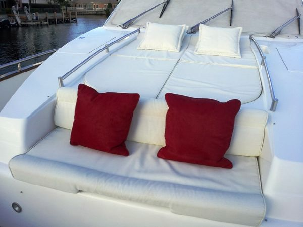 Bow Sunpad and Seating