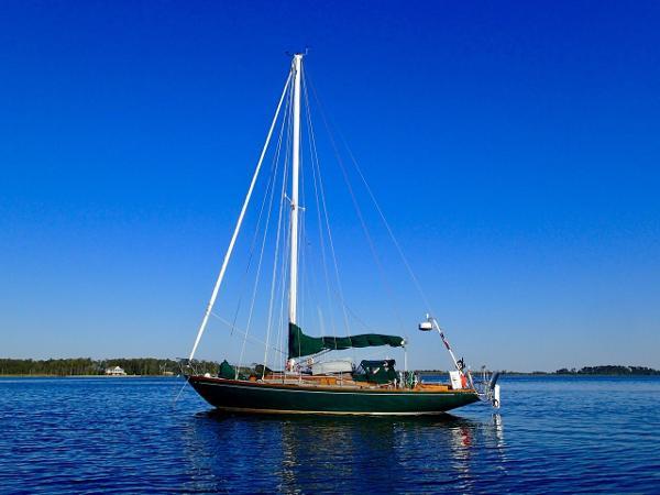 Ohlson 38  sloop/cutter