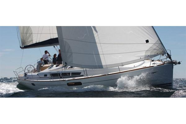 Jeanneau 44i Manufacturer Provided Image: Sun Odyssey 44i