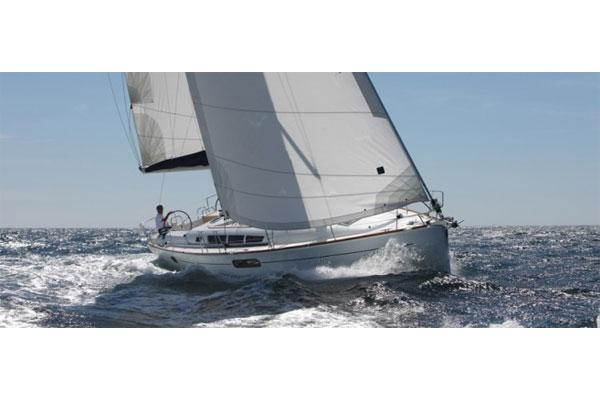 Jeanneau Sun Odyssey 44i Manufacturer Provided Image: Under Sail