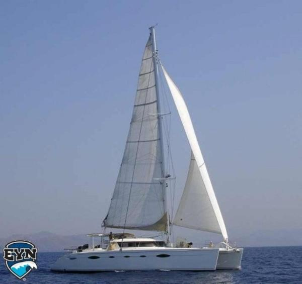 Fountaine Pajot Eleuthera 60ft Catamaran