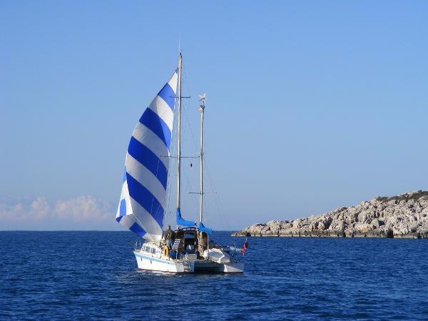Oceanic Catamaran 30