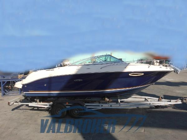 Sea Ray 225 Weekender Sea ray 225 Valbroker (18)