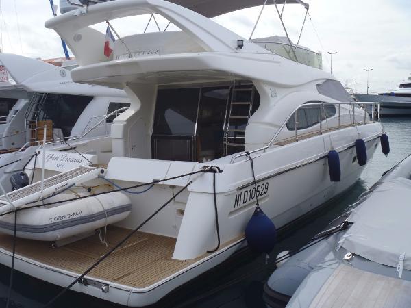 Ferretti Yachts 480 Ferretti Yachts 480