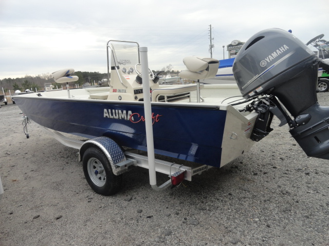 Alumacraft MV2072AW Bay