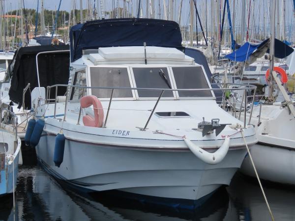 Custom Eider SEA ROVER 7.80 IMG_1787