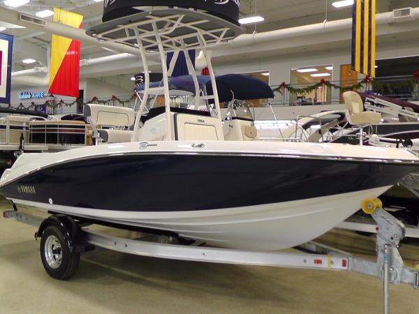 Yamaha Sport Boat 190 FSH SPORT