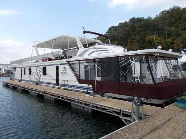 Sumerset 16 x 88 Houseboat
