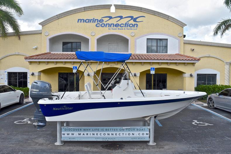 NauticStar 1810 Bay Boat