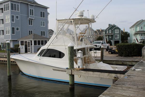 Ocean Yachts Billfish 37 Ocean Billfish