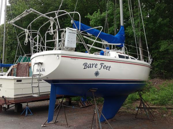 Catalina Tall Rig 30 1988 Catalina 30 - Drydocked