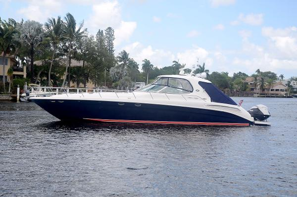 Sea Ray 55 Sundancer 55' Sea Ray 550 Sundancer INDULGENCE 24/7