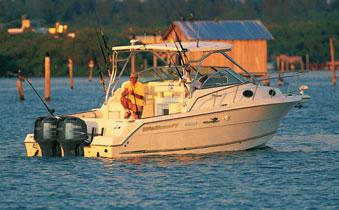 Wellcraft 290 Coastal Manufacturer Provided Image: 290 Coastal