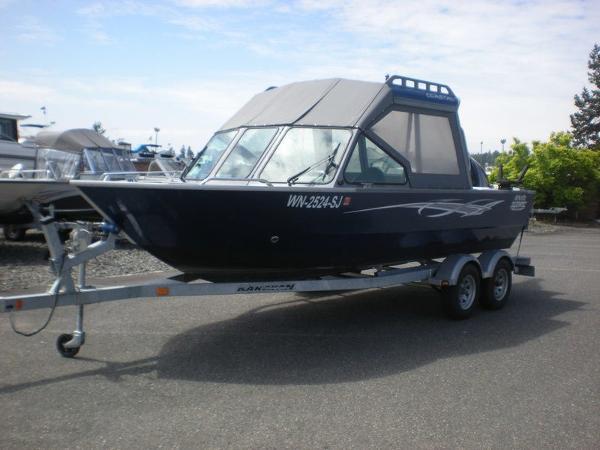 River Hawk 20' GB