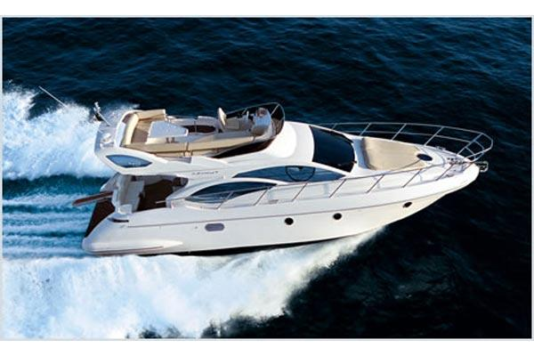 Azimut 43 Manufacturer Provided Image: Azimut 43