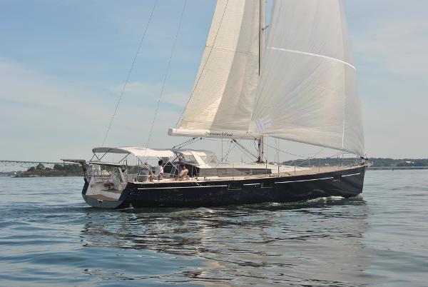 Beneteau Sense 55 Profile
