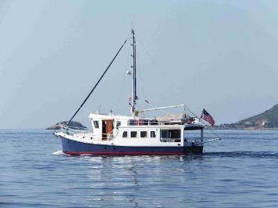 Diesel Duck 496 Ocean Crossing Trawler
