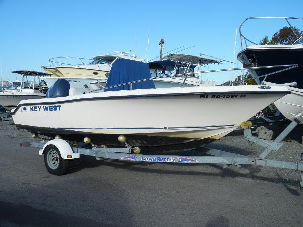 Key west sportsman new and used boats for sale for Key city fish