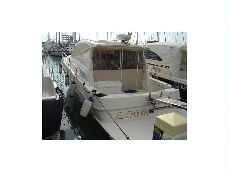 CANTIERI DI LIVORNO Space 360 Cruiser  NATANTE  Anno 2006