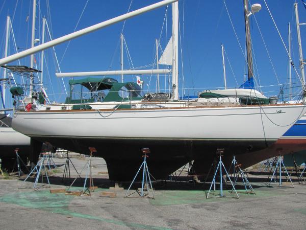 Gulfstar 44 CC