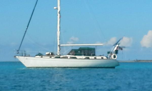 Gulfstar 44 CC On The hook
