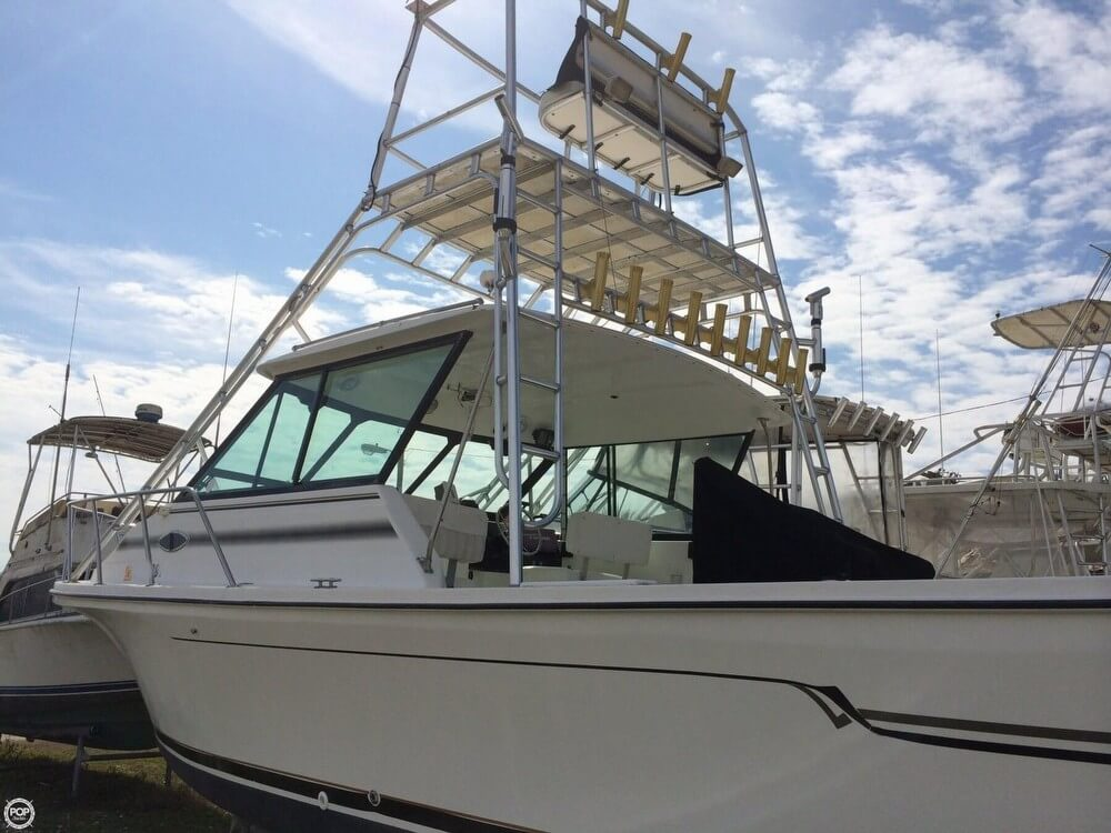 Baha Cruisers 299 Fisherman 1995 Baha Cruisers 299 Fisherman for sale in Apalachicola, FL