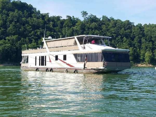 Sumerset Houseboats 18x87