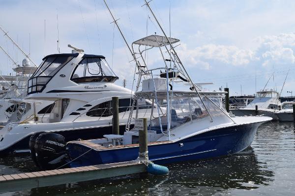 OBX Boatworks 36 XP 2012 OBX Boatworks 326 Express
