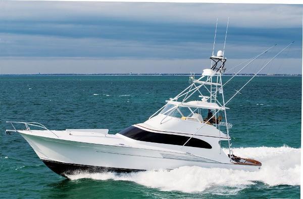 Winter Custom Yachts Sportfish