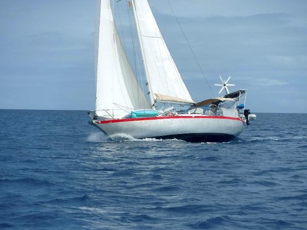Aluminum Cruiser Brise de mer 38