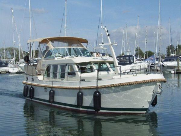 Linssen Grand Sturdy 33.9 AC Dutch Steel Cruiser