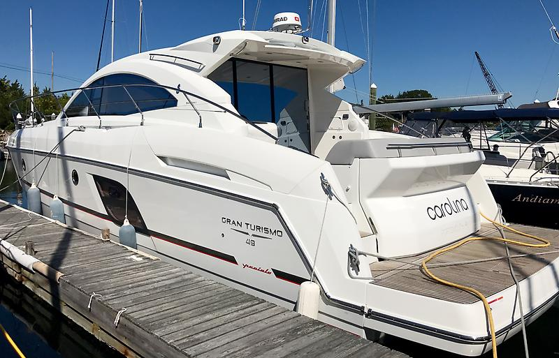 Beneteau GRAN TURISMO 49 Port Profile.jpg