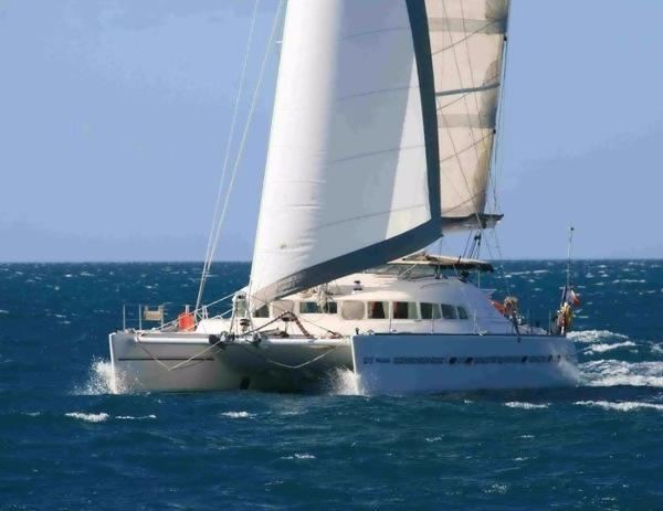 Lagoon 470 Sailing Catamaran