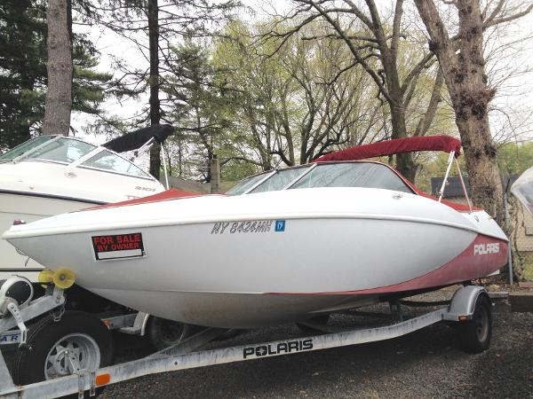 Polaris EX2100 Polaris Port Side