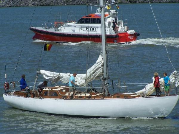 Classic Arthur Robb Admirals Cup Yacht Classic Arthur Robb Admirals Cup Yacht