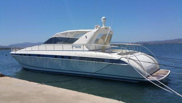 Arno Leopard 23M Sport CANTIERE NAVALE ARNO - LEOPARD 23M SPORT - exteriors