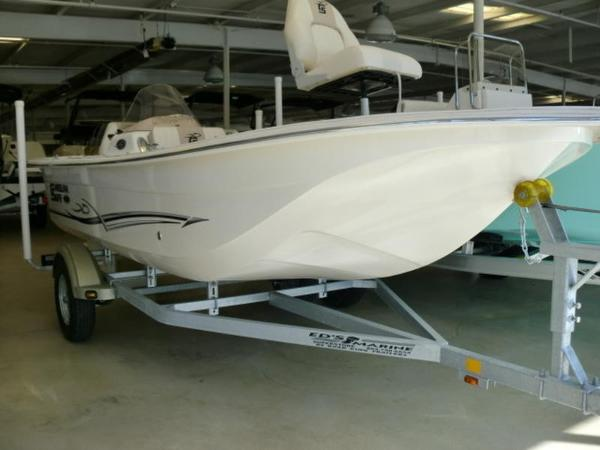 Carolina Skiff JVX Series 16SC