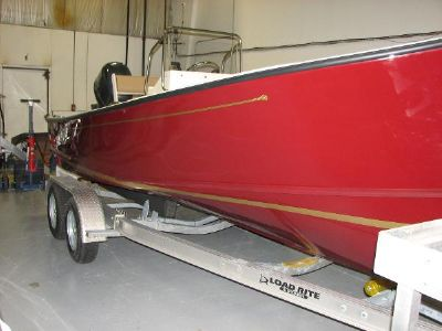 Seaway 21 Sportsman Starboard