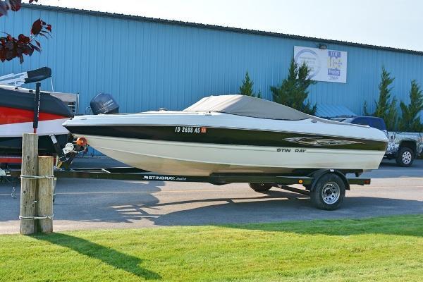 Stingray 195 FX