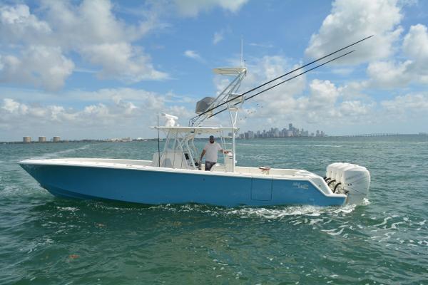 Sea Vee 390Z PROFILE