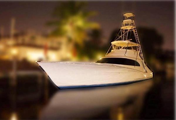 Spencer Yachts Custom Carolina Sportfish