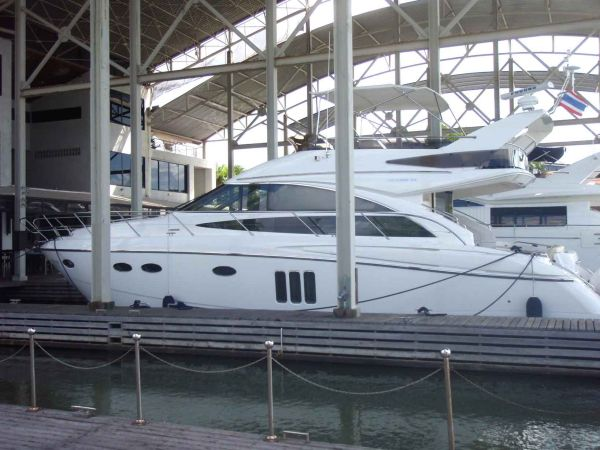 Princess 54 Princess Yacht P54 Thailand - Under Cover