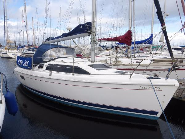 Hunter legend 280 Hunter Legend 280