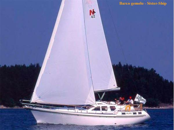 Nauticat 42 DS Nauticat 42 DS