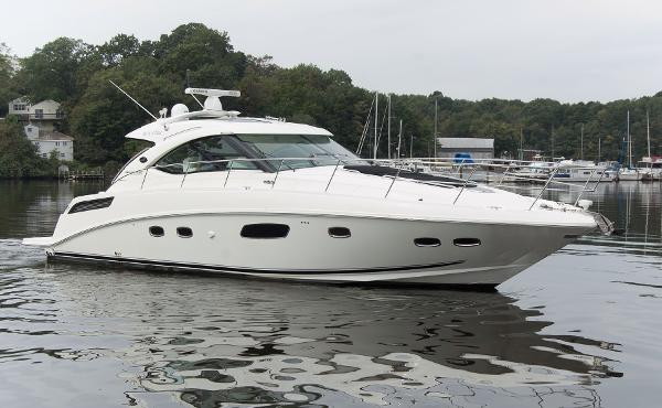 Sea Ray 43 Sundancer aka 470