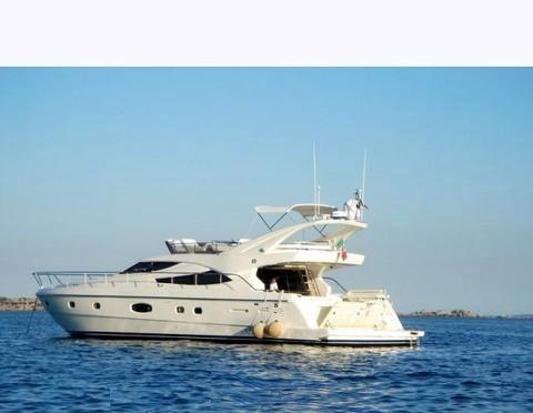 Ferretti Yachts 620 Fly Sister Ship