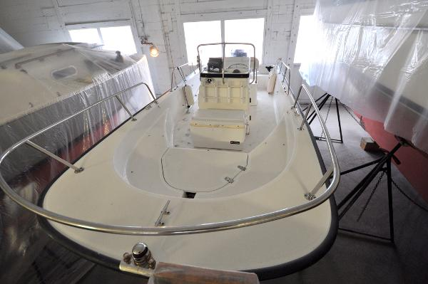 Boston Whaler 17 Montauk Boston Whaler - 170 Montauk - Ship Out of Luck - In Storage