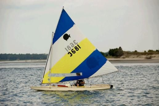 Laser Boats Sunfish Photo 1