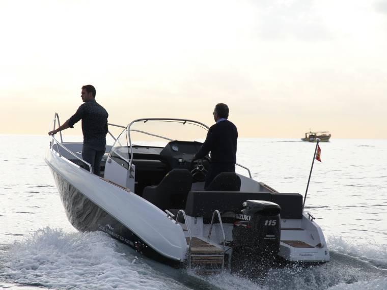 Ocean Master  Admiral Boats Ocean Master 6,30 WA Navigator